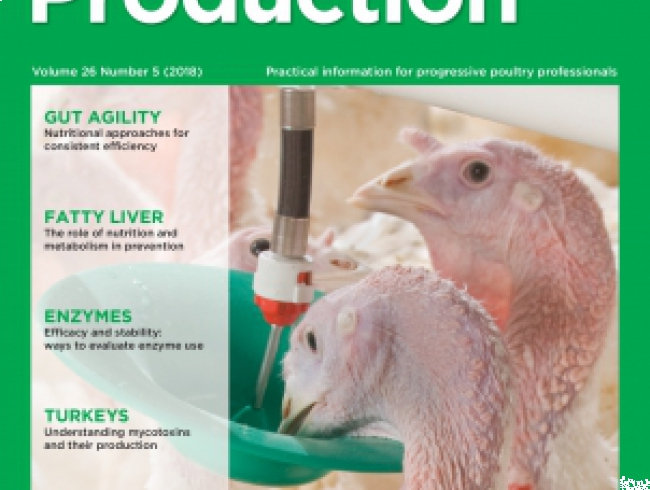 International Poultry Production v 26 n° 5