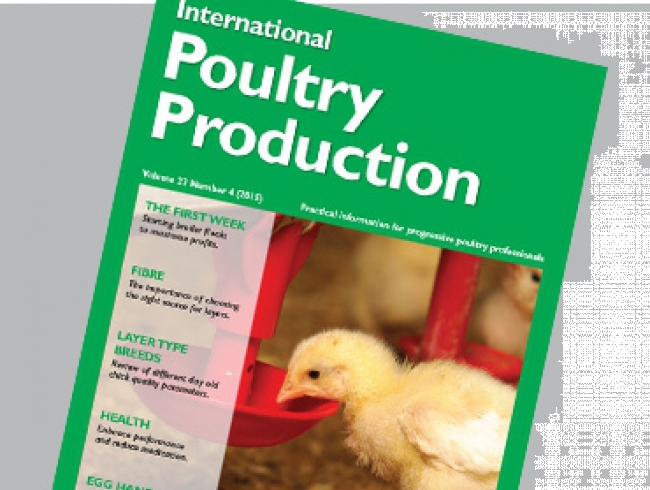 International Poultry Production vol 23 n.4