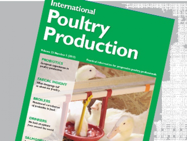 International Poultry Production vol 23 n.5