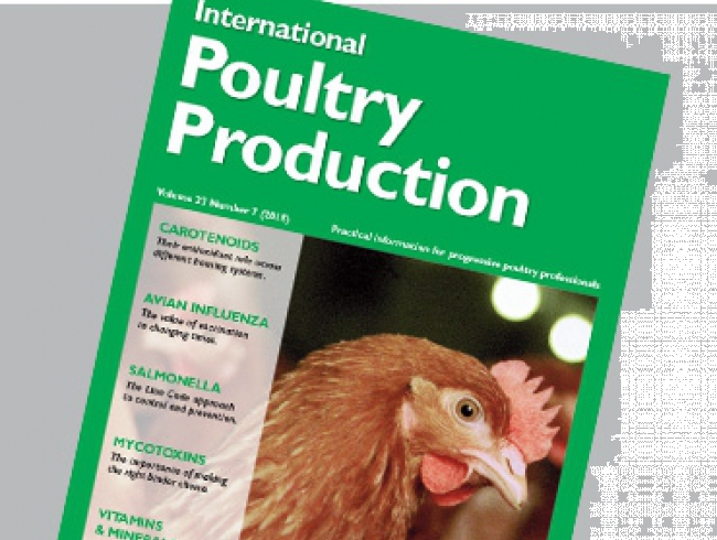 International Poultry Production 23.7