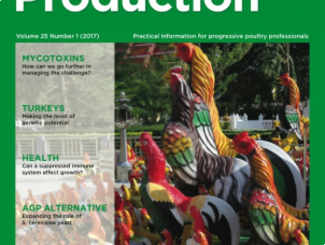 International Poultry Production v 25 n° 1