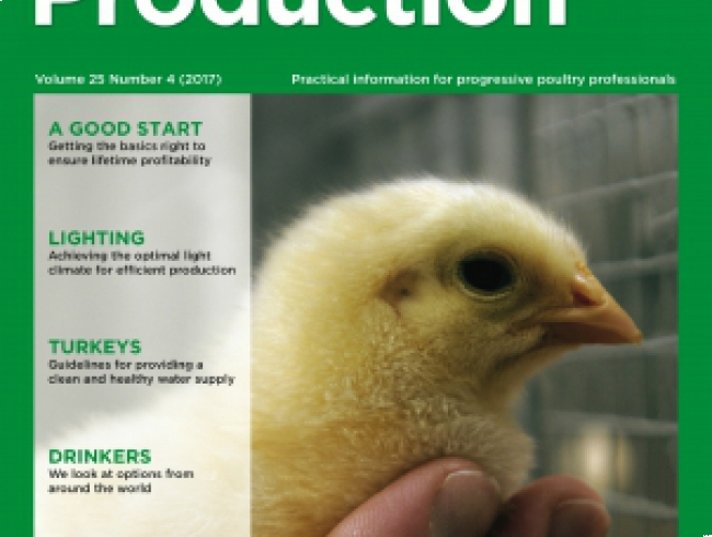 International Poultry Production v 25 n° 4