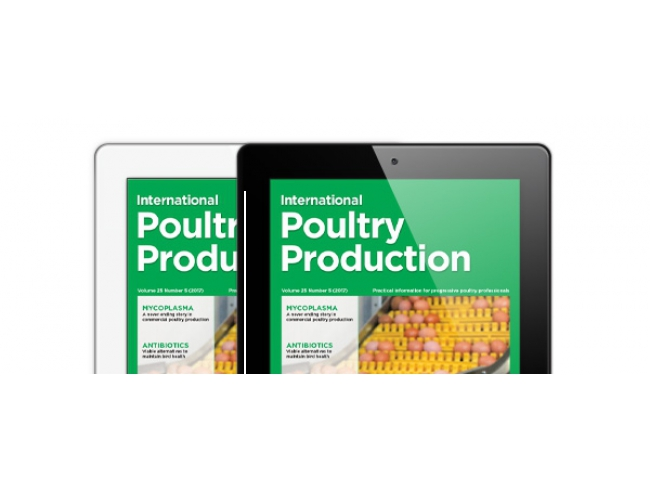 International Poultry Production v 25 n° 5